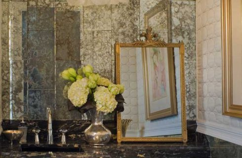 Bathroom. Share View Project. Uploaded by: Amy DeVault Interior Design