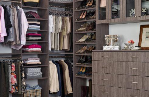 Storage and Closets