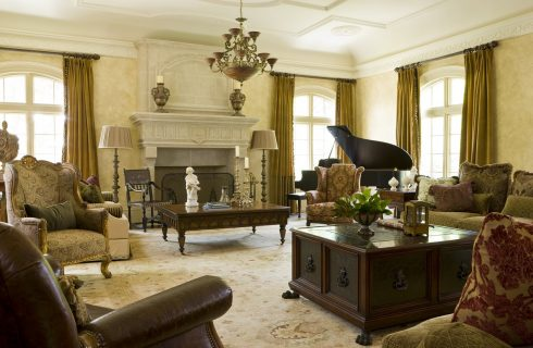 Lovely Living Rooms. Share View Project. Uploaded By: Interior Concepts Inc