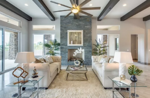 Scottsdale Luxury Home Staging