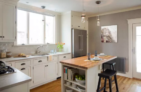 Residence Kitchens Room Interior Design