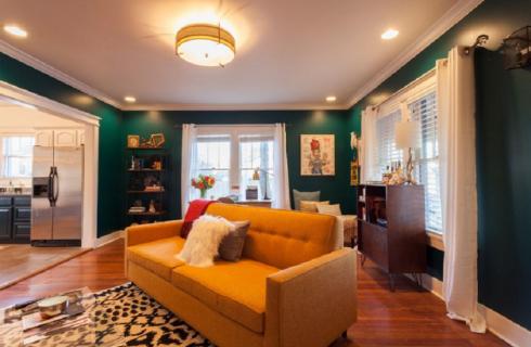 East Nashville | little wonderland airbnb