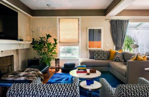 Modern Mix Cape Residence Interior Design
