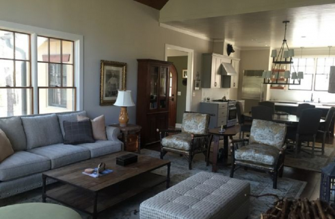 Residence Cottages at High Grove Interior Design