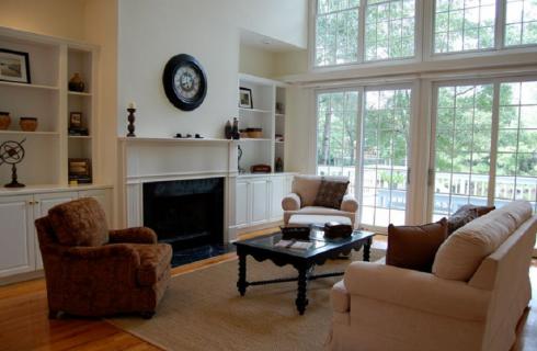 Residence Island home Interior Design