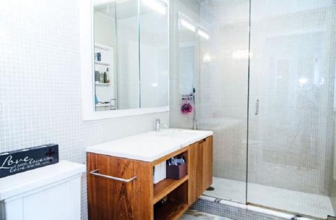Residence Master bathroom rehab Interior Design
